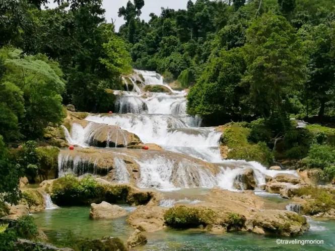 Aliwagwag Falls, Davao Oriental