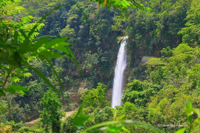 Can-Umantad Falls, Bohol