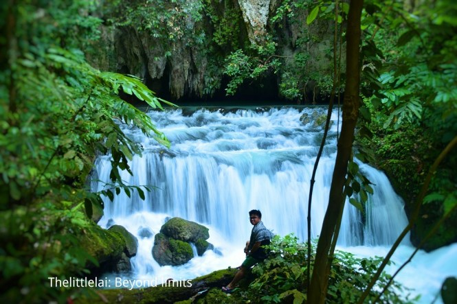 Panigan Undergrand River and Waterfalls, Sultan Kudarat