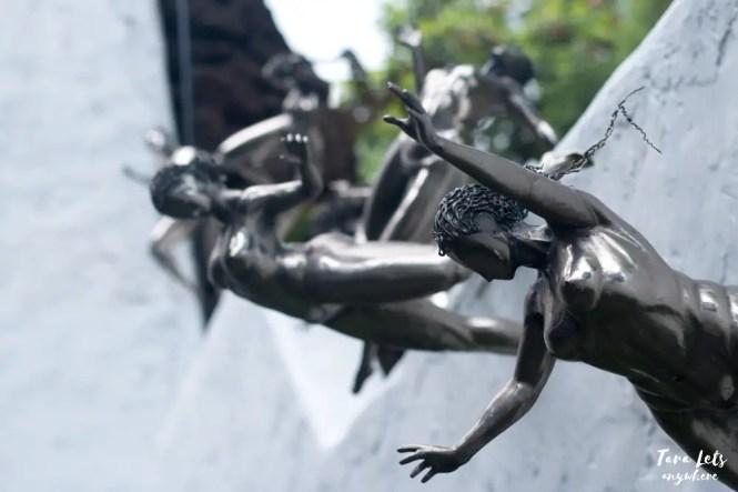 Pinto Art Museum ballerina