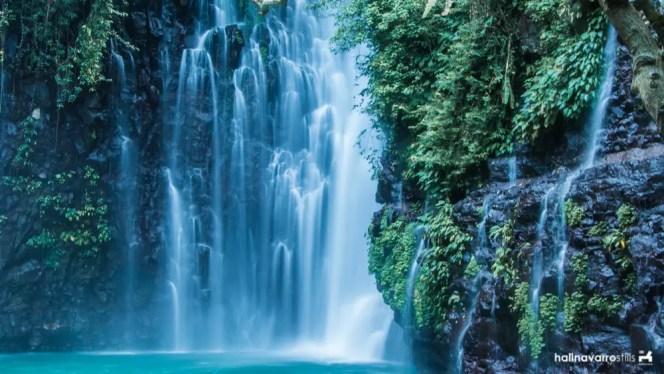 Tinago Falls In Lanao Del Norte