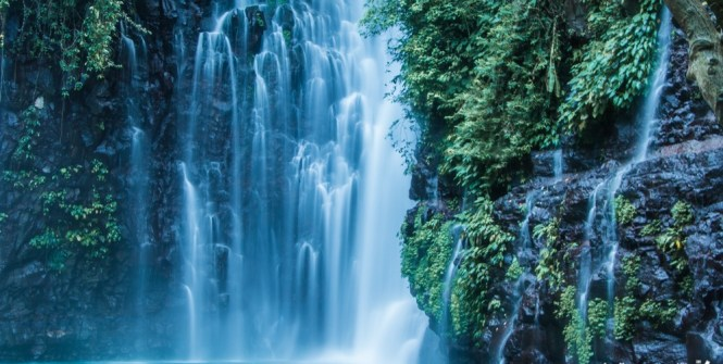 Tinago Falls in Lanao del Norte - one of the most beautiful waterfalls in the Philippines