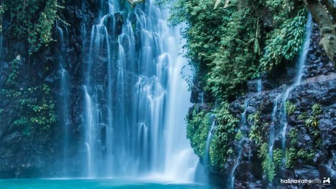 Tinago Falls in Lanao del Norte, Iligan