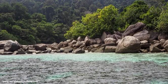 Island hopping in Koh Lipe, Thailand