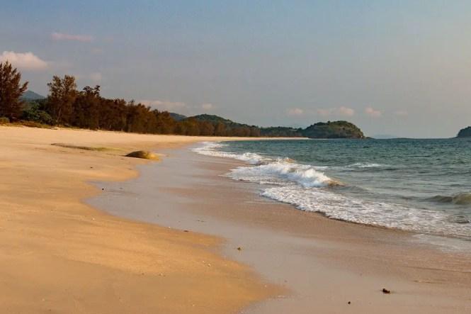 Pa Nyit Beach, Myanmar