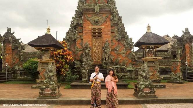 Batuan Temple, Bali.