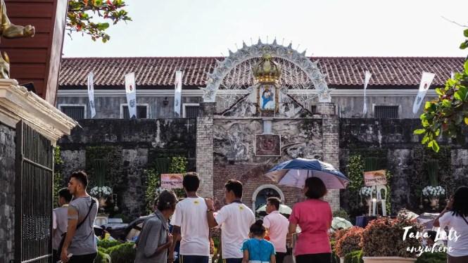 Fort Pilar Shrine in Zamboanga City