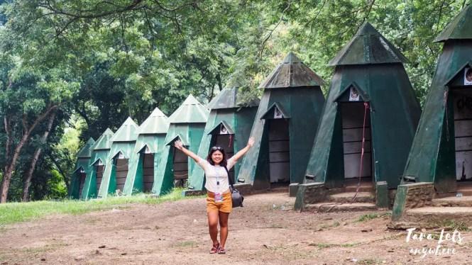 Kat in Pasonanca Park, Zamboanga City