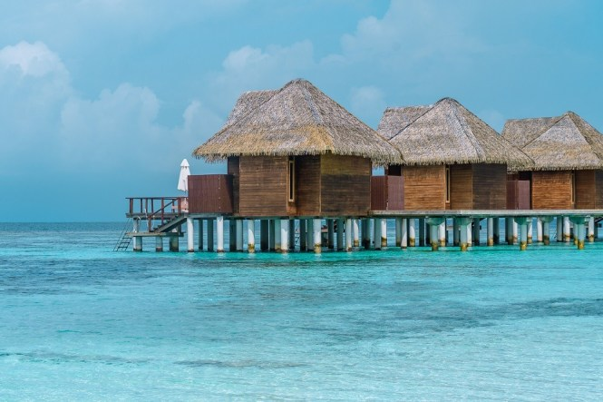 Things to do in Maldives - stay in an overwater bungalow