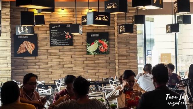 All4U Unlimited Grill and Shabu-Shabu, Festival Mall