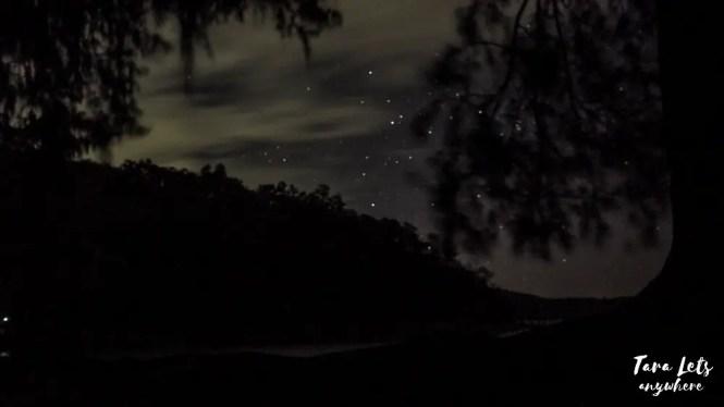 Stargazing in Bituin Cove, Batangas