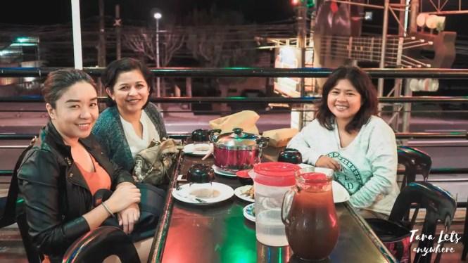 Midnight road trip to Tagaytay
