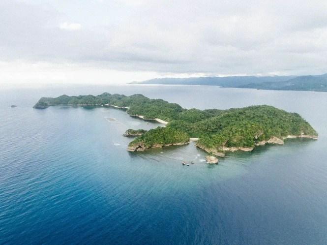 Best ecotourism spots in the Philippines - Danjudgan Island