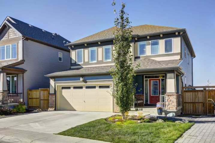 98 WINDWOOD GROVE IN AIRDRIE