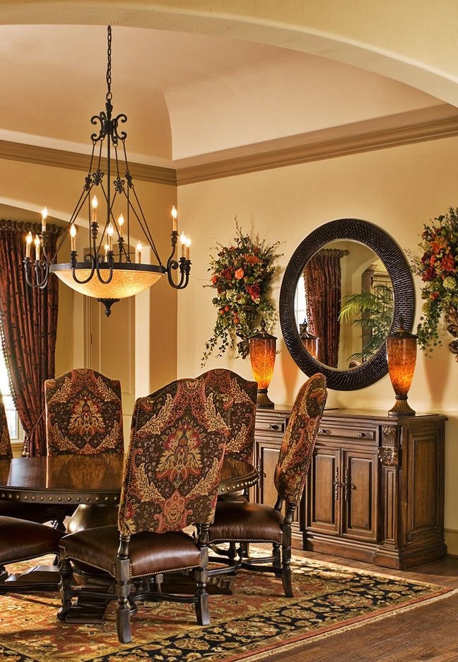 Tuscan Style Furniture - Ideas For Relaxed Elegance ... on Furniture Style  id=74110