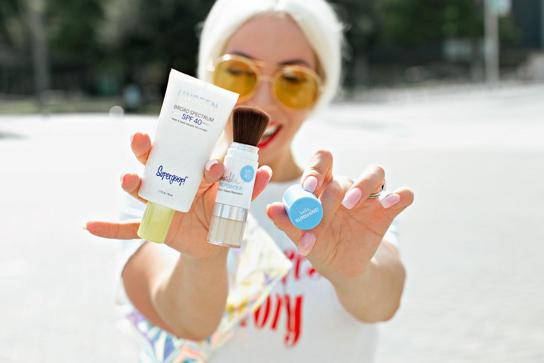 My Favorite Sunscreens
