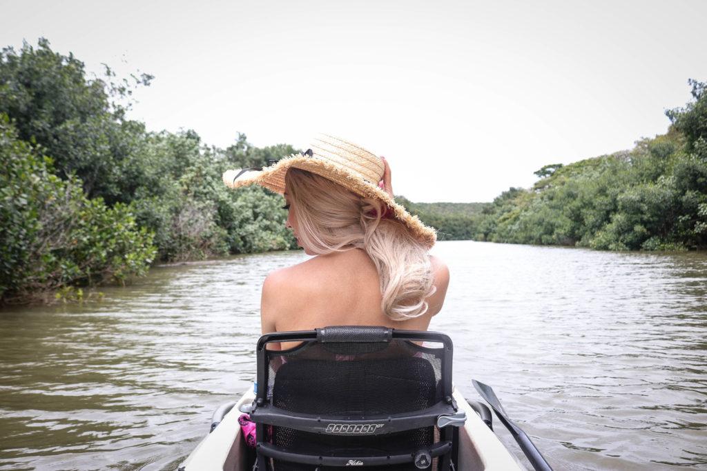 Hule'ia National Wildlife Refuge Kayak Tour