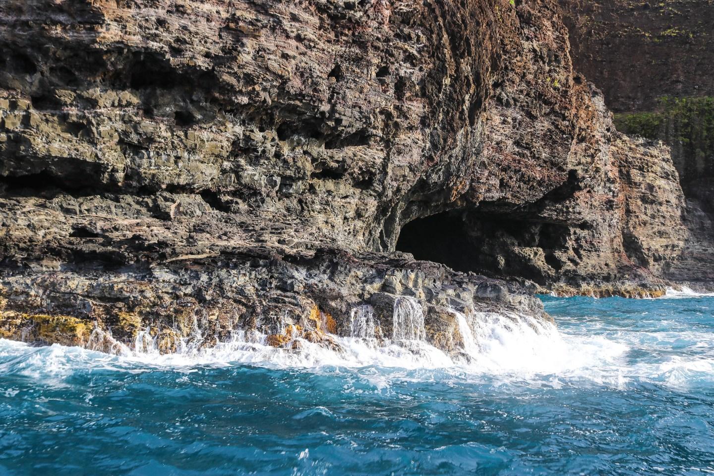 Na Pali Coast Cave