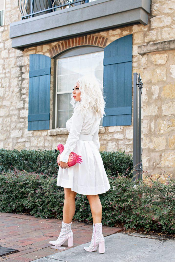 madewell poplin dress