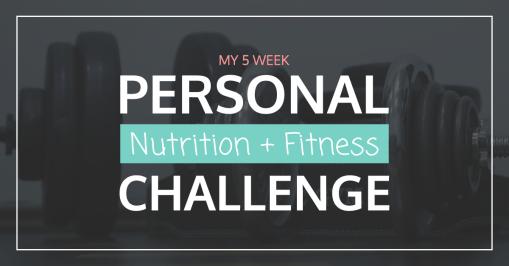 Nutrition Fitness Challenge FB | Tara Tierney
