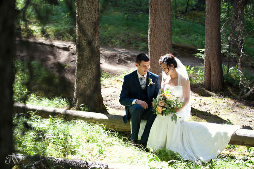 Banff bride and groom share their best wedding advice Tara Whittaker Photography