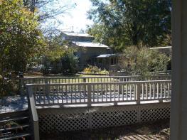 Tara grounds facing the Lodge