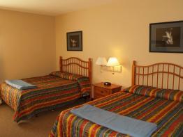 Bedroom in Tara Lodge
