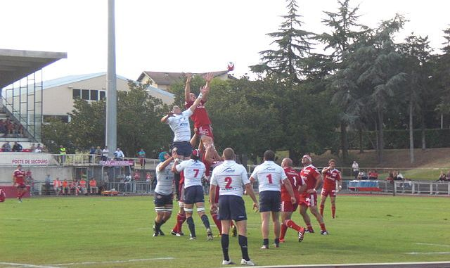Tarbes Aurillac Rugby ProD2
