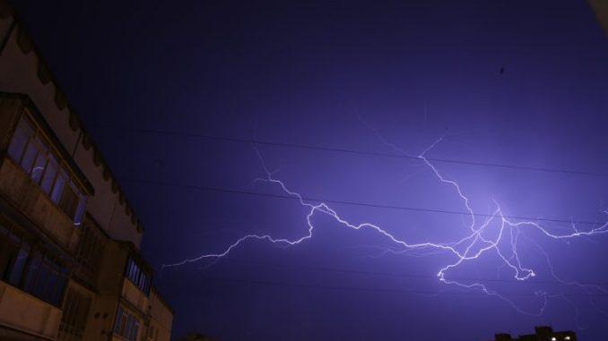 Les orages arrivent sur Tarbes et la Bigorre, les Hautes Pyrénées en alerte météo