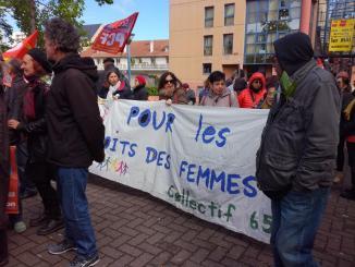 Un millier de personnes a manifesté à Tarbes ce 1er Mai 2017
