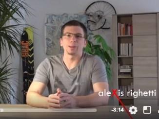 Alexis Righetti, free rider Pyrénéiste publie un 1er livre surprise