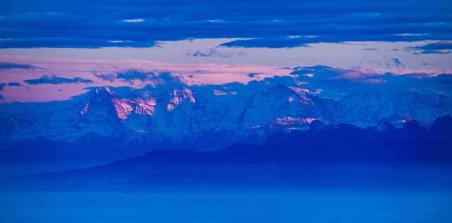Enneigement déficitaire sur les Pyrénées