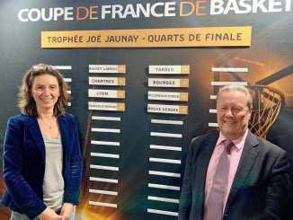 Tarbes ira défier Basket Landes en quart de finale de la coupe de France