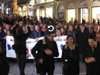 Forte mobilisation contre l'antisémitisme à Tarbes