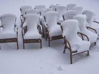 Retour de la neige dans les Pyrénées