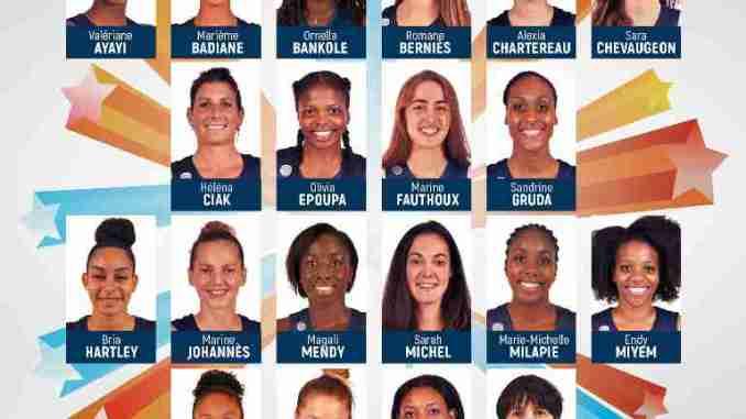 Basket. Marine Fauthoux sélectionnée pour préparer l'Euro 2019
