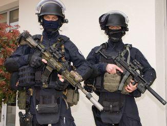 Les collégiens de Trie sur Baïse informés des métiers de la gendarmerie