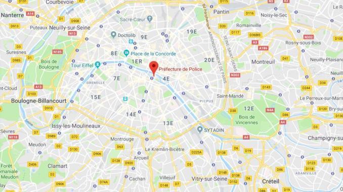 Attaque à la préfecture de police de Paris : 4 policiers et l'auteur présumé tués