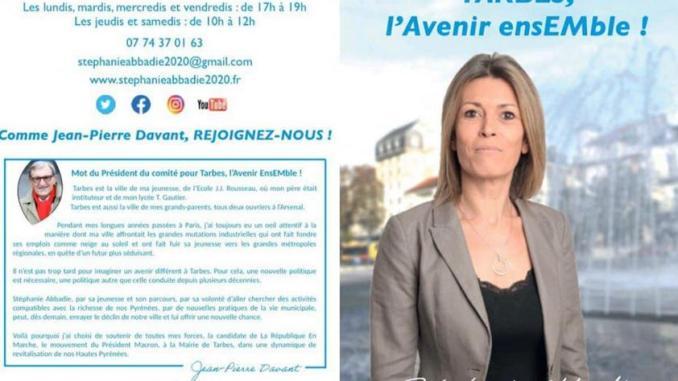 Municipales Tarbes. Le parti de Macron lâche Abbadie pour Lagonelle