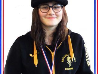 Escrime. la Tarbaise Roxane Chabrol remporte les Jeux Méditerranéens