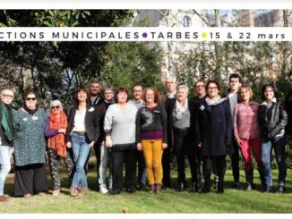José Navarro tête de liste Avenir en Commun à Tarbes