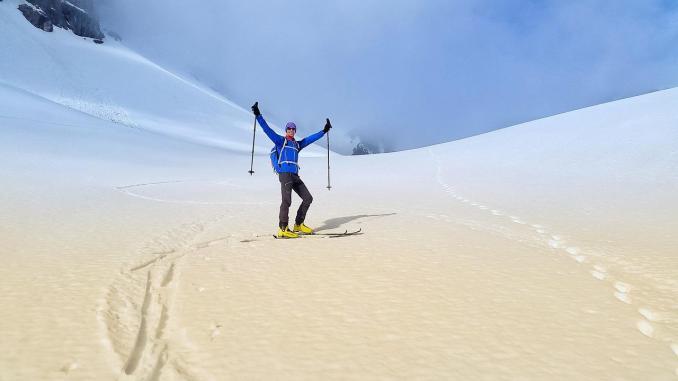 Neige glacée, la police lance un appel aux skieurs