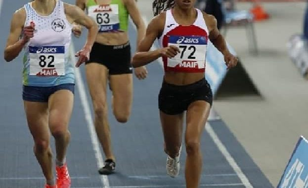 La Tarbaise Léa Kerbiriou championne de France du 800 mètres