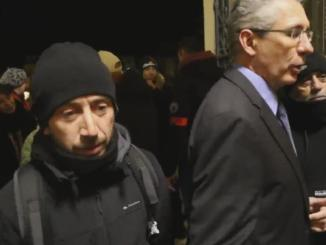 Le meeting de Pierre Lagonelle perturbé par des manifestants