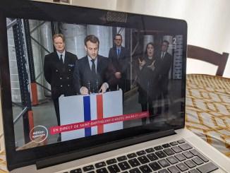 Coronavirus, Macron, Benichou, Darmanin, l'actu de ce mardi
