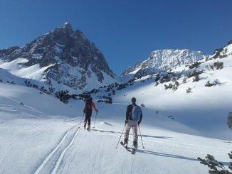 3 skieurs de randonnées verbalisés dans les Pyrénées