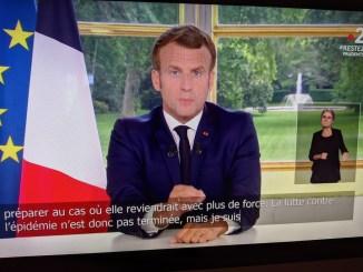 Coronavirus, écoles, police, travailler plus les annonces de Macron