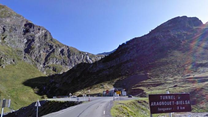 La Frontière entre la France et l'Espagne ouverte le 21 juin
