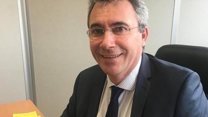 Laurent Cochain est le nouveau président du Tarves Gespe Basket TGB