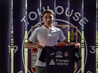 Tarbes. Originaire des Hautes Pyrénées, Sam Sanna passe pro au Toulouse Football Club